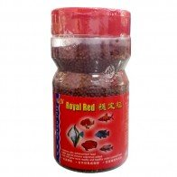Ocean Free Royal Red Fish Food 110 Grams 1 Mm 3 Mm - Ocean Free Royal Red Fish Food 110gm (1mm)