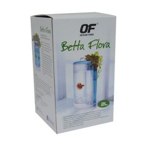 Oceanfree Betta Flora Fish Tank 300x300 - Oceanfree Betta Flora - Fish Tank