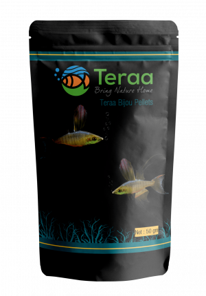 Teraa Bijou Pellet New 300x430 - Teraa Bijou Pellets Small Fish Food 20gm